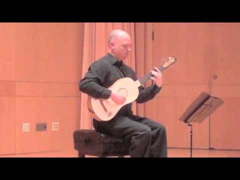 Karl Wohlwend Plays Baroque Guitar: Foscarini and Pellegrini