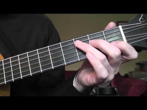 Video 2a - 19th-Century Guitar Improv
