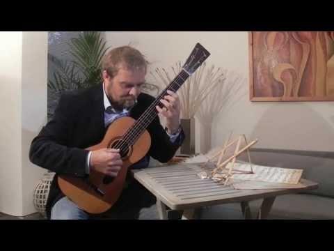 ANDANTE LARGO Op.5, No.5 for guitar by FERNANDO SOR
