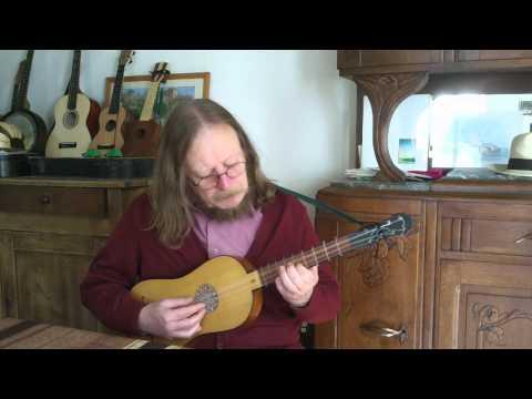 Jean François Delcamp - Dans les ramures - Renaissance guitar