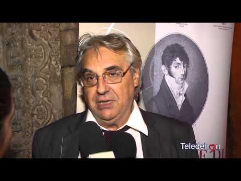 BISCEGLIE: LAPIDE COMMEMORATIVA IN ONORE DEL MUSICISTA MAURO GIULIANI