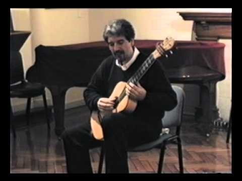 WALTER UJALDON - Rondo brillant op.2 Nº1 - DIONISIO AGUADO (1784-1849)