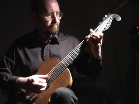 Carcassi mini recital - Studies Op 60 nos 3, 16 and 7 played on a Staufer guitar from c 1830