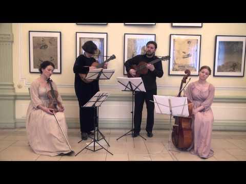 """early romantic music ensemble """"Innamorati""""  - Ferdinando Carulli -  Duo № 6, Op.34"""