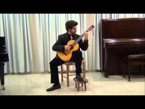 Magnien - Andante in E Opus 17 n° 1
