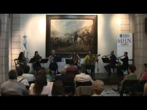 Pedro Ximénez Abril Tirado Divertimiento op.43 4º movimiento