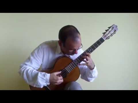 Giulio Regondi - Étude nº 9