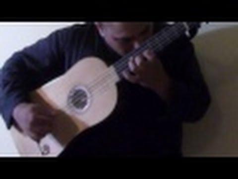 Spanish baroque music ~ Las Bacas (Ariel Dickman, baroque guitar)