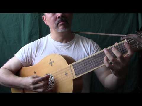 Fantasia 41 (Fuenllana-1554) by Rómulo Vega-González