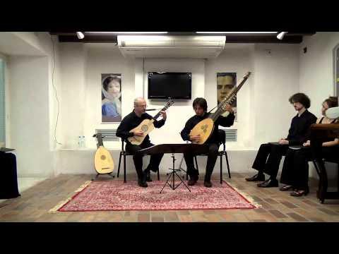 Gaspar Sanz: Folias (Guitarra e Tiorba)