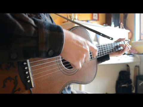 J. N. Gade Guitar improv