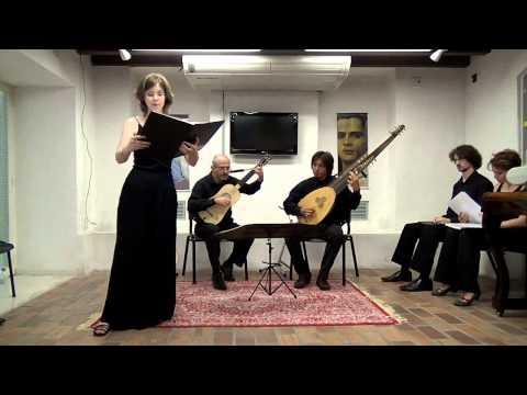 Alessandro Scarlatti: Spesso vibra per suo gioco (Anonymmi Quattuor)