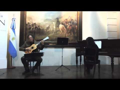 Dos zapateados para guitarra
