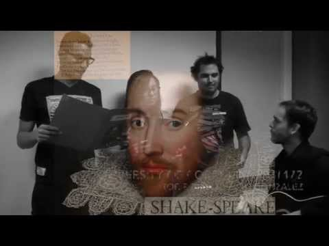 Sonnet 144-Original Pronunciation-read by University of Costa Rica students