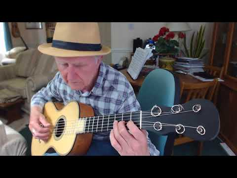 Early Romantic Guitar and 18th century Mandora 5 pieces