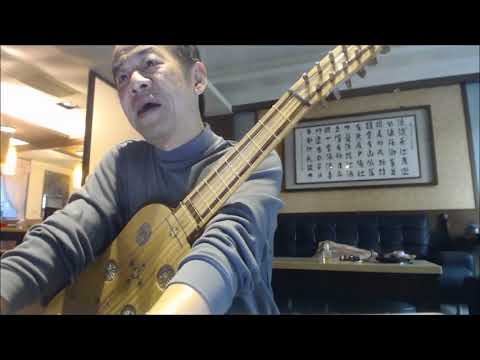 Playing Lute or Vihuela Lesson 14 學魯特琴 Scottish Lute Dr. Ruey Yen Please Subscribe if you like it!!!