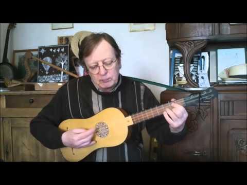 Les Buffons - Guillaume Morlaye - Renaissance guitar