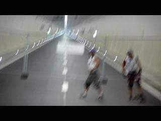 Ramón beats Pappas in a Tunnel
