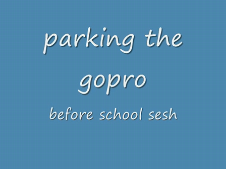 parking the go pro