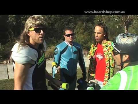 """No Goat"" short film from Evolutions 2009 DVD"