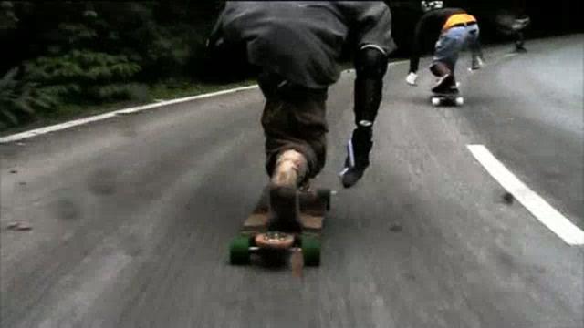 Downhill Summer in Malaysia