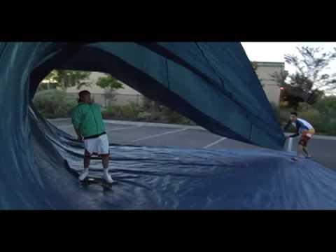 tarp surfing