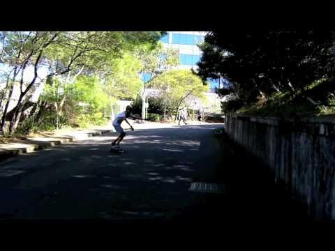 Longboarding documentary joke