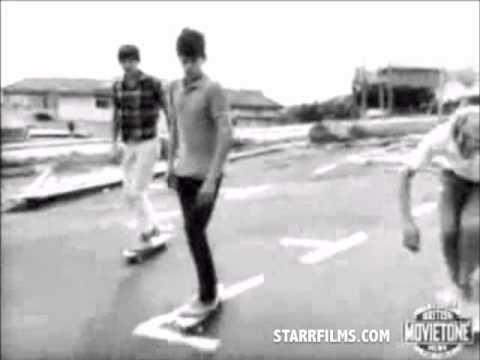 1967 Australian Skateboarding Newsreel
