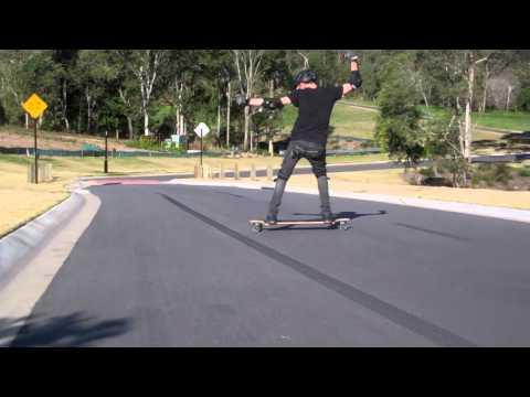 Longboarding: Blue Hills 3.0