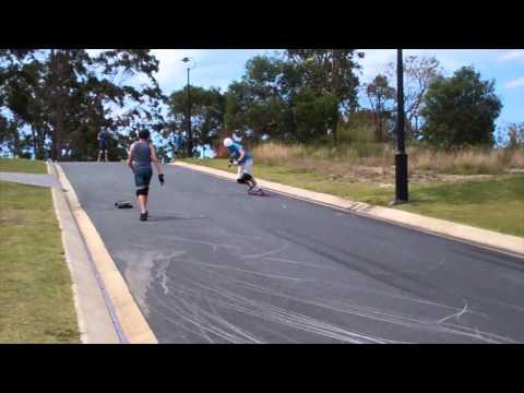 Longboarding: Keona