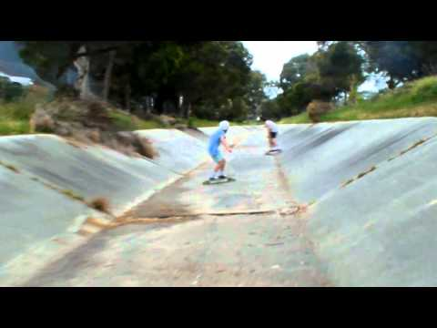 Springy ditch 2011 HD