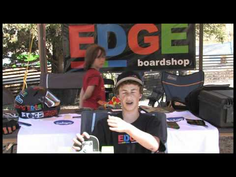 EDGE BoardShop Interview With Wyatt Gibbs