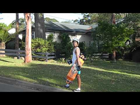 Longboarding - Summer Sessions Ep1