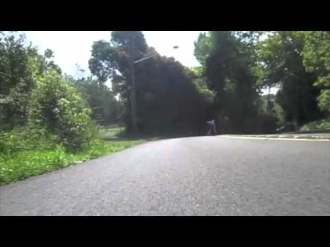 "Longboarding: Big ""skate"" day out"