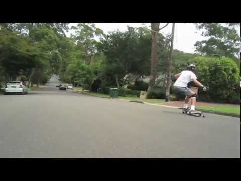 Longboarding: holiday sessions part 1