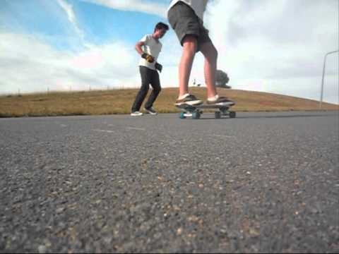 Longboarding - Summer time!
