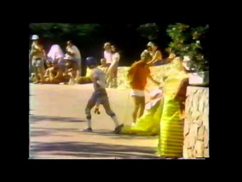 Catalina Classic Skateboard Race - 1977