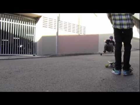 Longboarding: At St Leonards