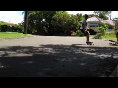 Longboarding: Bad Stack