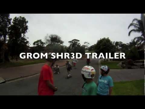 GROM SHR3D HD Trailer