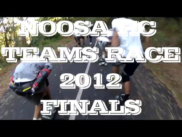 NHC TEAMS RACE FINAL 2012