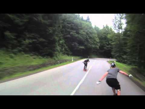 Longboarding, Fun with Friends: 2011 European Tour Recap Part 1