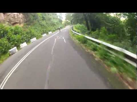 Raw run @ Mt Keira Downhill Challenge 2012