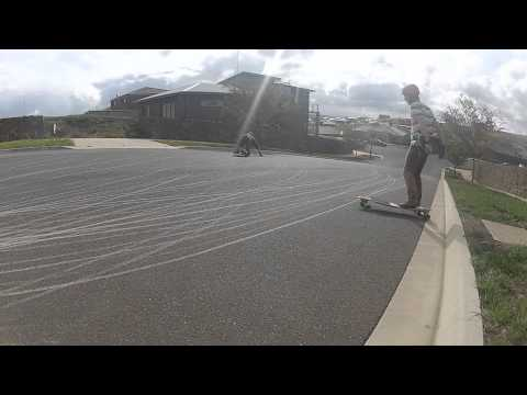 Longboarding: Hungry for the gnar