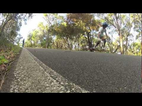New Longboarder: Taj Elshaikh
