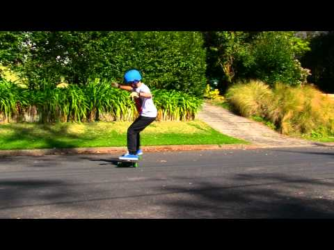 Longboarding ll Magic