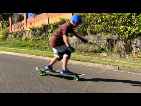 Longboarding: Holiday Freedom