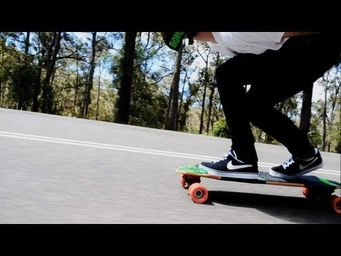 Pocket Ace - Bombsquad Longboards - Cory Ellis