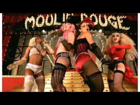 Lady Marmalade Video from the film Moulin Rouge