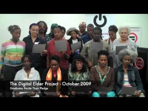 Message Media Ed's program - The Digital Elder Project